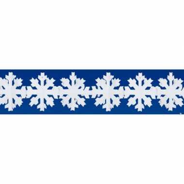 Kerst sneeuw slinger 3 meter