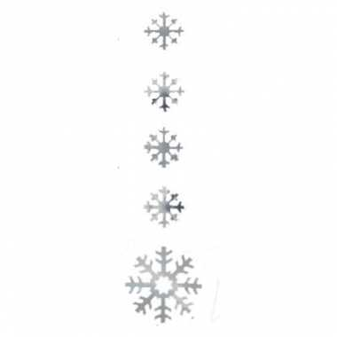 Kerst sneeuwvlok hangdecoratie 140 cm