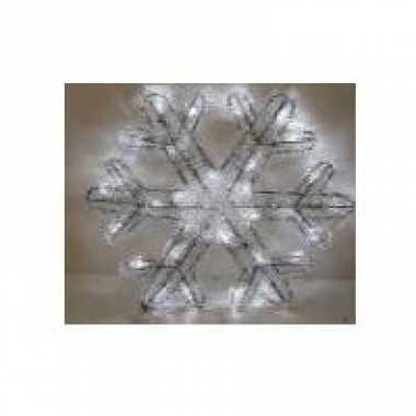 Kerst sneeuwvlok verlichting 30 lampjes