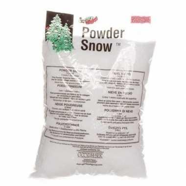 Kunstkerst sneeuw poeder 3 liter